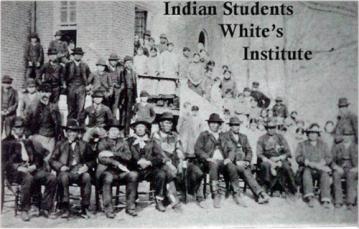 indiansWhite's Institute