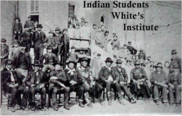 indiansWhite's Institute