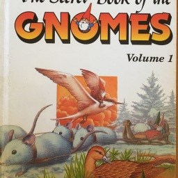 The Secret Book of Gnomes