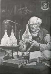 Paracelcus, Rosemary, Alchemy